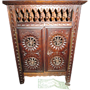 Brittany France Doll Armoire!