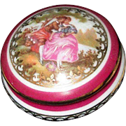 French Limoges Trinket/Jewel Box for Your Doll!