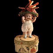 Mischievous Doll!  Mischievous Halloween Hat!