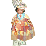 Adorable French Doll from Martinique!