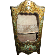 Beautiful Large French Sedan Chair