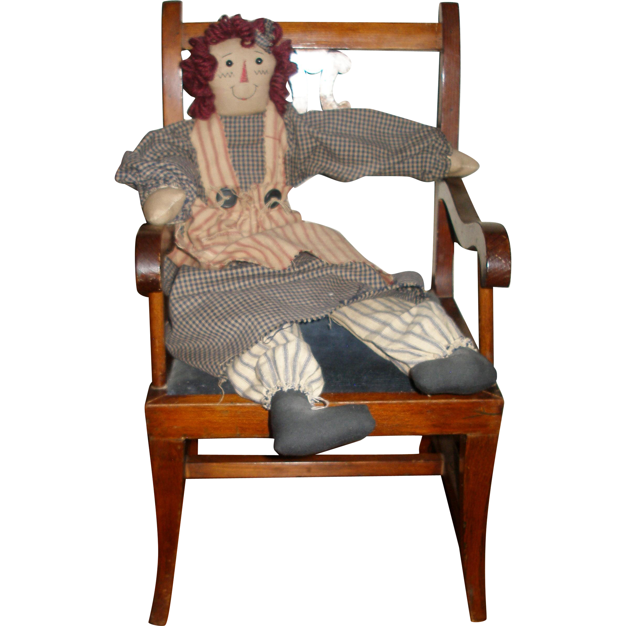 Large Doll Chair for Your Antique Doll!