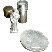 Tiny Votive Saint for Your French Doll