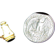 Miniature French Monocular for Your French Doll!