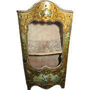 Gorgeous Larger French Sedan Chair!