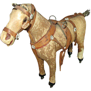 Rare Adorable Toy Horse for Your Doll!
