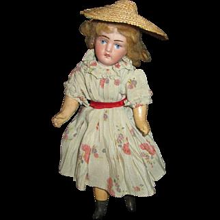 """Jean Verlingue 8"""" Mignonnette French Doll"""