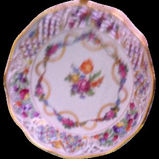 Schumann Bavaria (reticulated) Bowl
