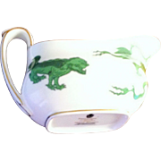 Wedgwood Creamer in the Chinese Tigers Pattern