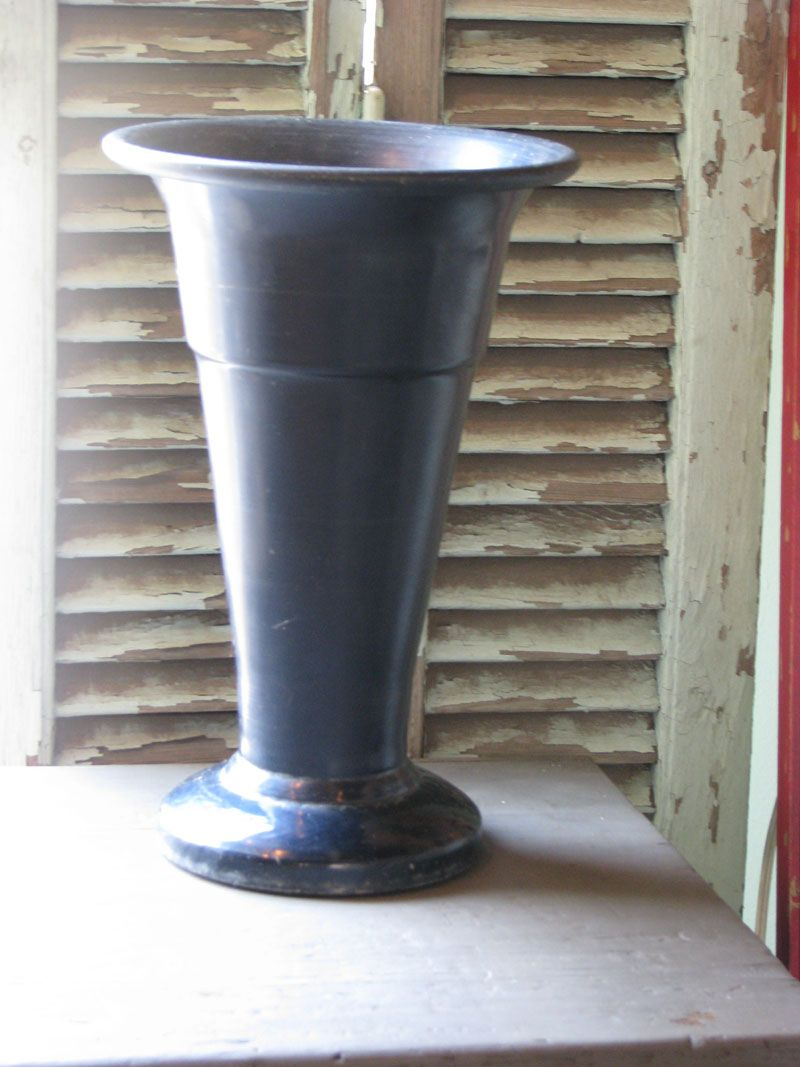 Vintage French Flower Vase