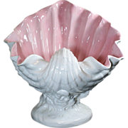 Large Vintage Italian Shell Centerpiece