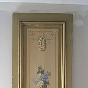 French Louis XVI Style Painted Door Hardware