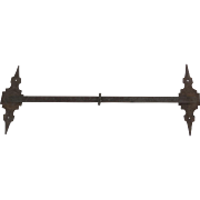 Iron Wall Mount Hook Pots Architectural