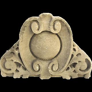 Architectural Building Ornament Limestone