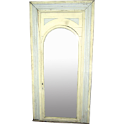 Two Sided Arched Built In Glass Display Cabinet