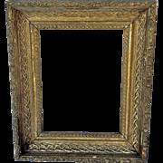 Beautiful Gilt Frame Circa 1880