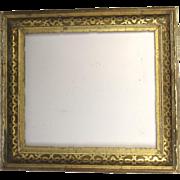 19th Century Gilt Frame
