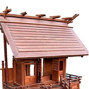 Replica of Shinto House