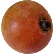 Vintage Italian Stone Fruit Pomegranate