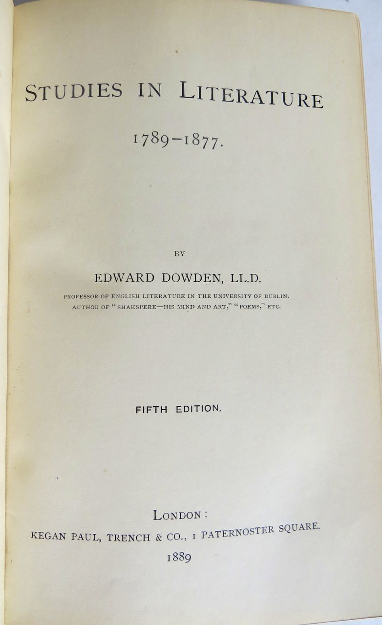 1877 in literature