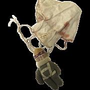 WWII Era U.S. Parachute Trooper Doll Raggy Doodle