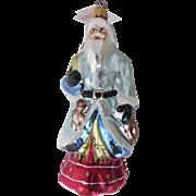 Christopher Radko Ornament Santa Claus Father Christmas Pere Noel