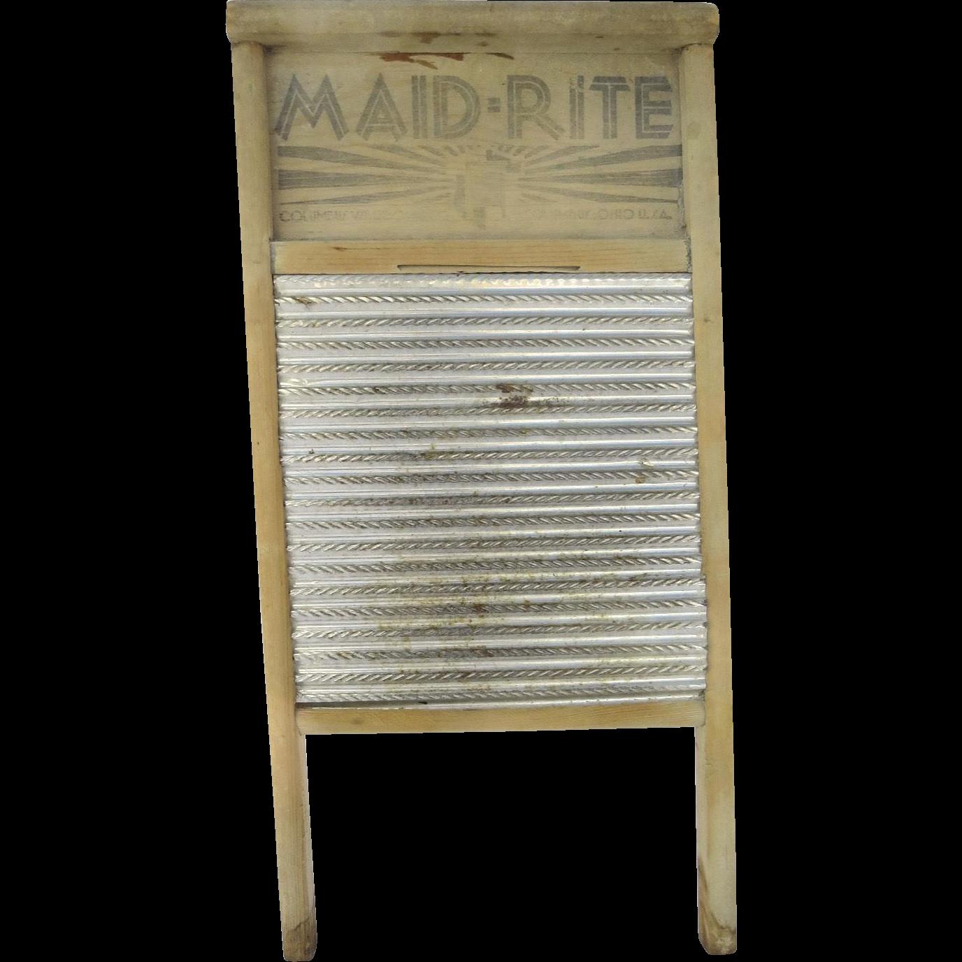 Vintage Washboard 121