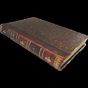 Arthur Schopenhauer´s Sämmtliche Werke Leather Book 19th Century