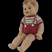 Vintage 1950's Boy Horsman Doll