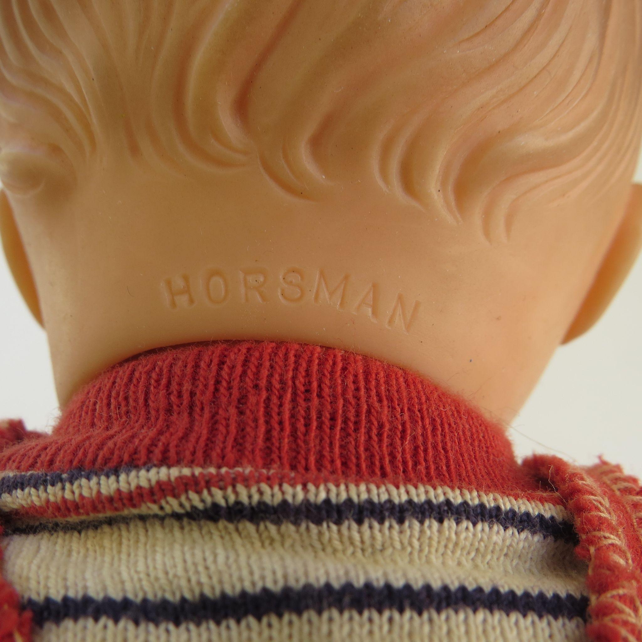 vintage 1950 u0026 39 s boy horsman doll from blacktulip on ruby lane