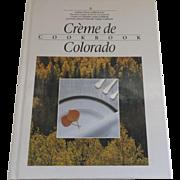 Classic Cookbook Creme de Colorado Junior League of Denver