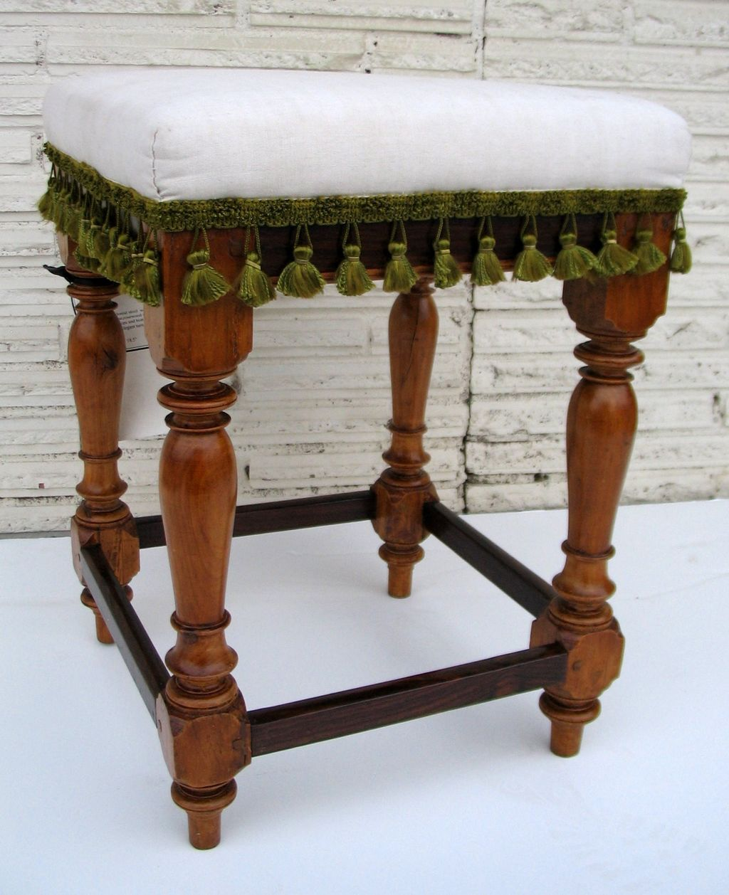 Portuguese Colonial Stool
