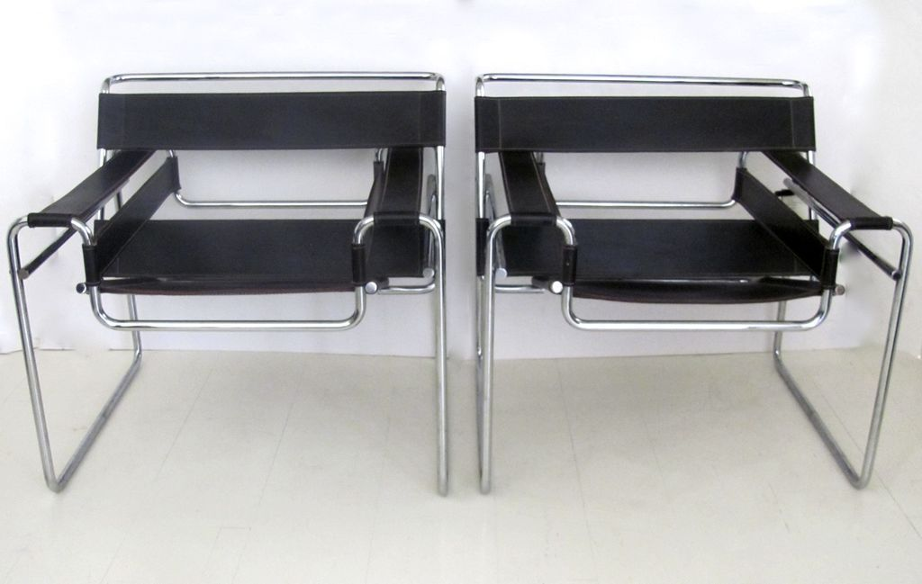 Top Mid Century Chrome Leather Chair - Chair Design Ideas AO21