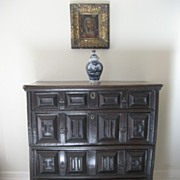 17th Century English Oak Chest of Drawers
