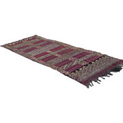 Runner Moroccan Sequined Rug