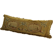 Aubusson Fragment Fabric Cushion Pillow