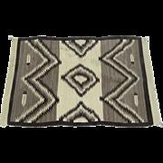 Native American Rug Two Gray Hill Region