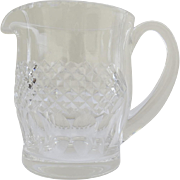 "Vintage Waterford Crystal Pitcher ""Colleen"""
