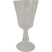Vintage Waterford Crystal Kenmare Water Goblet 6 7/8""