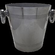 Vintage Vogaul French France Wine Champagne Cooler Bucket