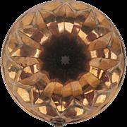 19th Century Copper Mold Star Design