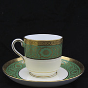 Minton for Tiffany & Co Demitasse