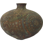 Vintage Mahmoud Baghaeian Vase