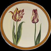 """Vintage Laure Japy Dessert Salad Plates 8 1/2"""" Paris France"""