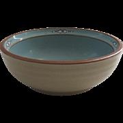 """Vintage Noritake Stoneware Boulder Ridge #8674 Cereal Bowl 6 1/2"""" Native American Southwest Motif"""