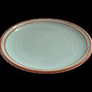 Vintage Noritake Stoneware Boulder Ridge Salad Plate #8674 Native American Southwest Motif