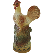"Bo'ness Pottery ""Cock o'th' North"" Scottish 19th Century"