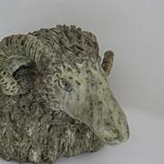 Artist Made Pottery Ram England