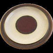 "Vintage Denby Potter's Wheel Stoneware Mid Century 8 1/4"""