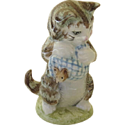 "Beswick England - F. Warne & Co. Ltd. dated 1954 ""Miss Moppet"""